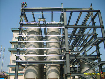 Industrial Steel Frame Structure Building Fabrication Construction Heavy Duty