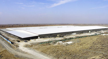 Pre engineered Steel Structure Warehouse Building Design Steel Factory Buildings