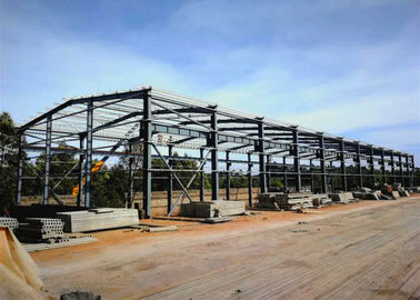 Light PEB Steel Buildings Metal Agricultural Warehouse Construction Support