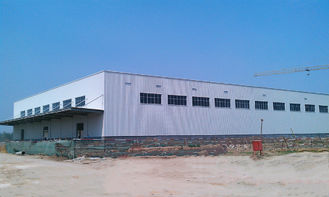 Height 12.5m Logistics Steel Structure Construction
